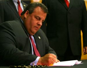 Photo: New Jersey Gov. Chris Christie